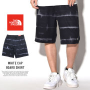 THE NORTH FACE ザ・ノースフェイス ボードショーツ WHITE CAP BOARD SHORT (NF0A3G3C3HS)