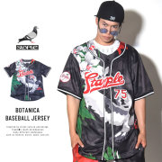 STAPLE ステイプル ベースボールシャツ BOTANICA BASEBALL JERSEY (1804C4735)