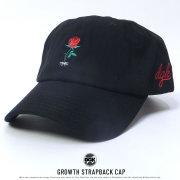 DGK ディージーケー カーブバイザーキャップ GROWTH STRAPBACK CAP (DH-982)