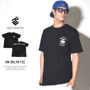ROCAWEAR ロカウェア 半袖Tシャツ RW BKLYN TEE (RW182T05)