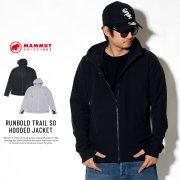 MAMMUT マムート ウインドブレーカー RUNBOLD TRAIL SO HOODED JACKET 1011-23001