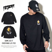 10DEEP テンディープ 長袖Tシャツ SAME AS IT EVER WAS L/S TEE 183TD4123