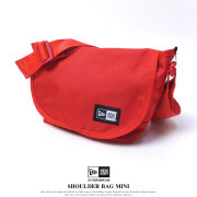 NEW ERA ニューエラ ショルダーバッグ ミニ SHOULDER BAG MINI レッド (11556615)