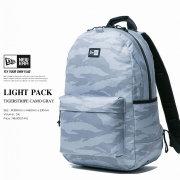 NEW ERA ニューエラ ライトパック LIGHT PACK タイガーストライプカモグレー (11556636)