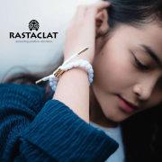 RASTACLAT ラスタクラット ブレスレット ZION II (RC001WHT)