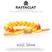 RASTACLAT ラスタクラット ブレスレット SOUL SHINE (RC047SLSN)
