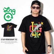 LRG エルアールジー 半袖Tシャツ STAR MONOGRAM TEE J191009