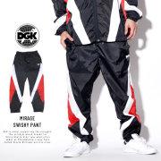DGK ディージーケー ナイロンパンツ MIRAGE SWISHY PANT CPN-1005
