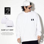 THE HUNDREDS ザ・ハンドレッズ 長袖Tシャツ BLUNT LS T-SHIRT T19P209027