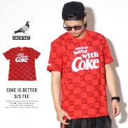 STAPLE ステイプル 半袖Tシャツ COKE IS BETTER S/S TEE 1902C5241