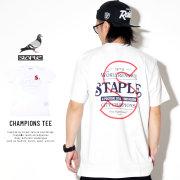 STAPLE ステイプル 半袖Tシャツ CHAMPIONS TEE 1902C5279