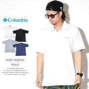 COLUMBIA コロンビア ポロシャツ POST HASTES POLO PM1521