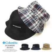 COLUMBIA コロンビア バケットハット SICKAMORE BUCKET PU5040