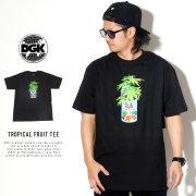 DGK ディージーケー 半袖Tシャツ TROPICAL FRUIT TEE PTM-1435