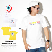 MISHKA ミシカ 半袖Tシャツ RAINBOW KEEP WATCH TEE MSS190007