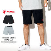 MAMMUT マムート ハーフパンツ TREKKERS SHORTS PRIMEFLEX 1020-11850
