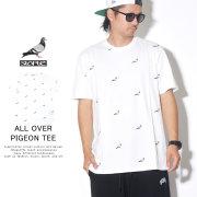 STAPLE ステイプル 半袖Tシャツ ALL OVER PIGEON TEE 1904C5394