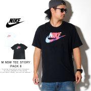 NIKE ナイキ 半袖Tシャツ M NSW TE STORY PACK 8 BQ0167