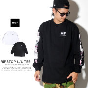 HUF ハフ 長袖Tシャツ RIPSTOP L/S TEE TS00784