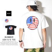 HUF ハフ 半袖Tシャツ BUMMER USA S/S TEE TS00800