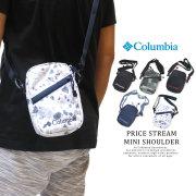 COLUMBIA コロンビア ショルダーポーチ PRICE STREAM MINI SHOULDER PU8237
