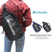 COLUMBIA コロンビア ボディバッグ SNAKE ROAD BODY BAG PU8269