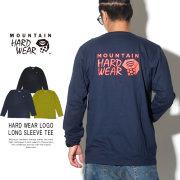 MOUNTAIN HARD WEAR マウンテンハードウェア 長袖Tシャツ HARD WEAR LOGO LONG SLEEVE TEE OM8358