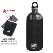 MAMMUT マムート ボトルホルダー ADD ON BOTTLE HOLDER INSULATED 2530-00150