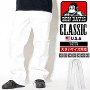 BEN DAVIS ベンデイビス デニムパンツ メンズ 大きいサイズ クラシックス THE CLASSIC 50/50 690 BEDT005