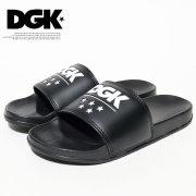 DGK ディージーケー シャワーサンダル メンズ ストリート系 スケーター ヒップホップ ファッション Lounge Slide DFS-03 DGFT001