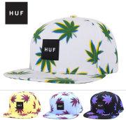 HUF (ハフ) スナップバックキャップ 3D PLANTLIFE SNAPBACK (HT51007) FHCT012
