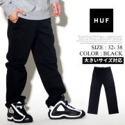 HUF ハフ チノパン メンズ スケーター ストリート系 ファッション 服 通販 PT00063 FHDT009