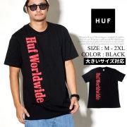 HUF ハフ 半袖 Tシャツ メンズ ロゴ スケーター ストリート系 ファッション 服 通販 TS00363 FHTT024