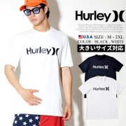 HURLEY ハーレー 半袖 ラッシュガード メンズ サーフ系 ストリート系 スケーター ファッション 894630 HATT002
