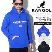 KANGOL カンゴール プルオーバー パーカー メンズ レディース ブランドロゴ LCK0016 服 通販 KLPT003