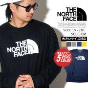 THE NORTH FACE ザノースフェイス ロンT 長袖Tシャツ メンズ 大きいサイズ ロゴ ストリート系 アウトドア ファッション NF00CZY9 服 通販