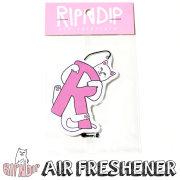 RIPNDIP リップンディップ エアフレッシュナー ストリート系 スケーター ファッション 通販 RDAT004