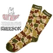 RIPNDIP リップンディップ ハイソックス 靴下 迷彩 カモフラ柄 猫 ネコ 通販 RDAT036