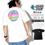 Santa Cruz サンタクルーズ 半袖 Tシャツ メンズ 大きいサイズ ストリート系 スケーター スケボー スケートファッション 44154240 服 通販