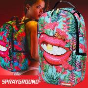 SPRAY GROUND スプレイグラウンド バックパック リュックサック メンズ レディース 唇 リップ ヒップホップ ストリート ファッション 鞄 通販 SOBT007