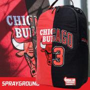 SPRAY GROUND スプレイグラウンド バックパック リュックサック メンズ レディース NBA BULLS シカゴ・ブルズ ヒップホップ ストリート ファッション 鞄 通販 SOBT013