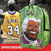 SPRAY GROUND スプレイグラウンド バックパック リュックサック メンズ レディース NBA シャキール・オニール ヒップホップ ストリート ファッション 鞄 通販 SOBT017