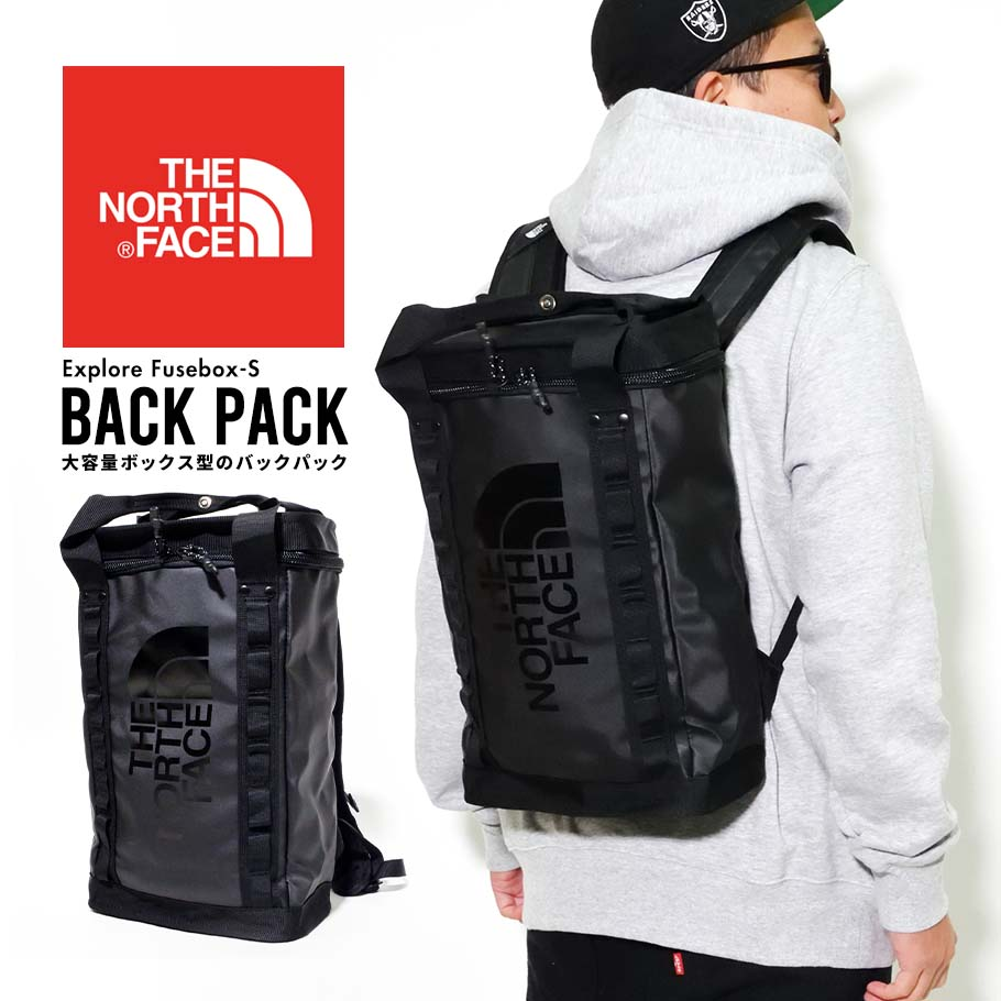 THE NORTH FACE ザノースフェイス リュック バックパック メンズ レディース ロゴ Explore Fusebox?S NF0A3KYV