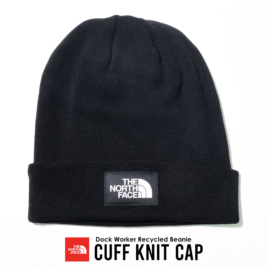 THE NORTH FACE ザノースフェイス ニットキャップ メンズ レディース ロゴ Dock Worker Recycled Beanie NF0A3FN