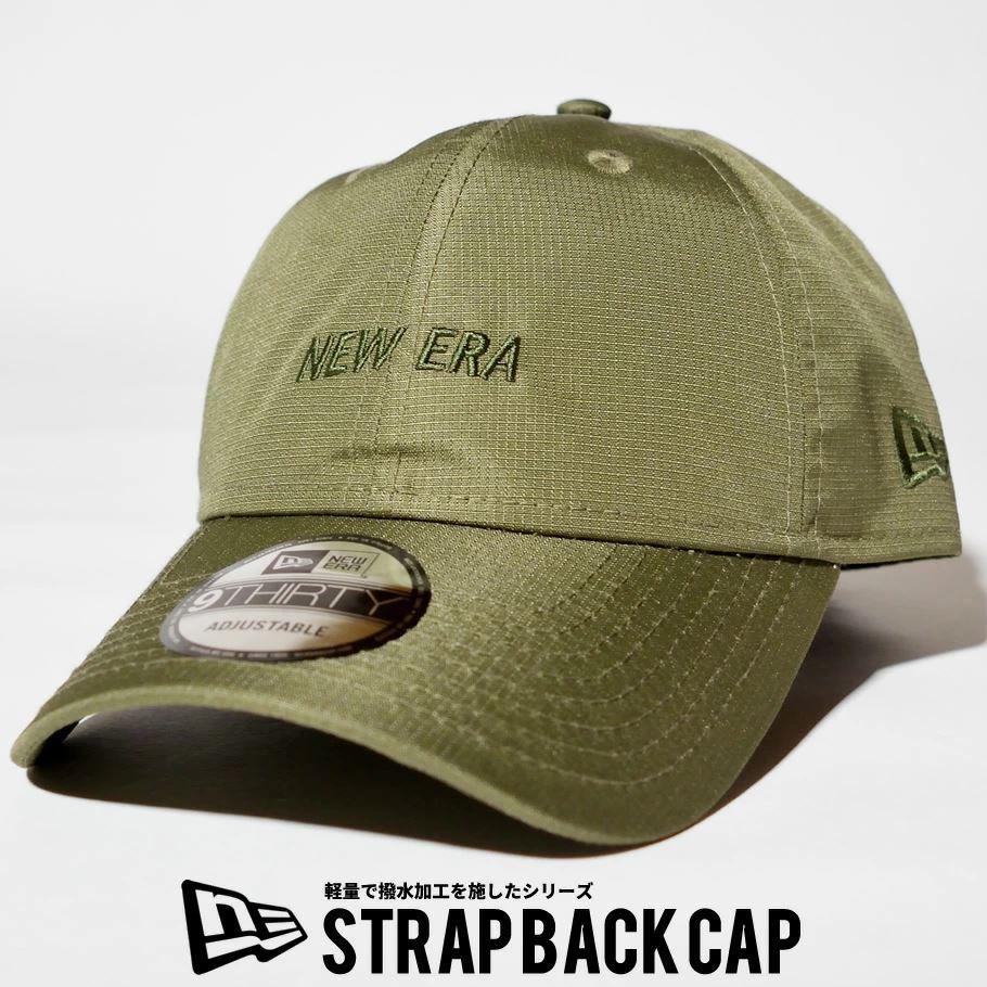 ニューエラ NEW ERA キャップ 帽子 メンズ レディース 撥水 9THIRTY エクスプローラーシリーズ オリーブ 2021 春夏 新作