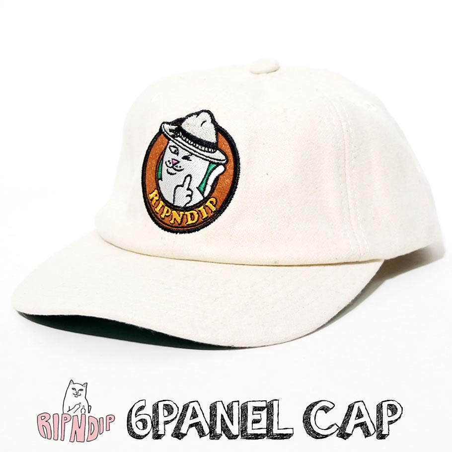 ripndip リップンディップ キャップ メンズ レディース 猫 ネコ ストリート系 ファッション RND3976 帽子 通販