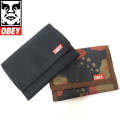 OBEY財布 QUALLITY DISSENT TRIFOLD WALLET 100310009