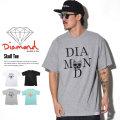 DIAMOND SUPPLY CO. ダイヤモンドサプライ 半袖Tシャツ SKULL TEE A17DMPA12 7V1146