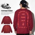 FAMOUS STARS & STRAPS フェイマススターズアンドストラップス トレーナー IFEEL FAMOUS CREWNECK FM01170051 7V1158
