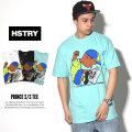 HSTRY ヒストリー 半袖Tシャツ PRINCE S/S TEE HY-41822 7V1413